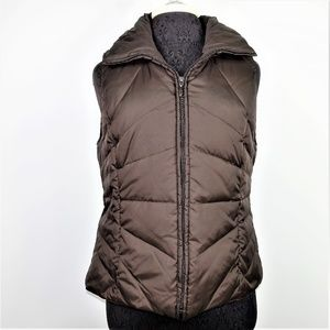 Kenneth Cole Reaction Puffer Vest Sleeveless